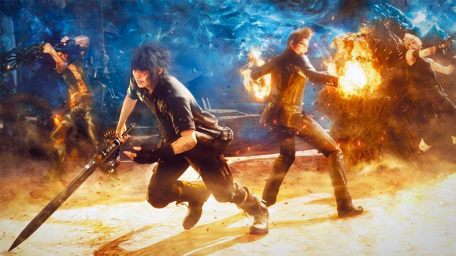 《最終幻想15》的戰鬥系統還好麼?