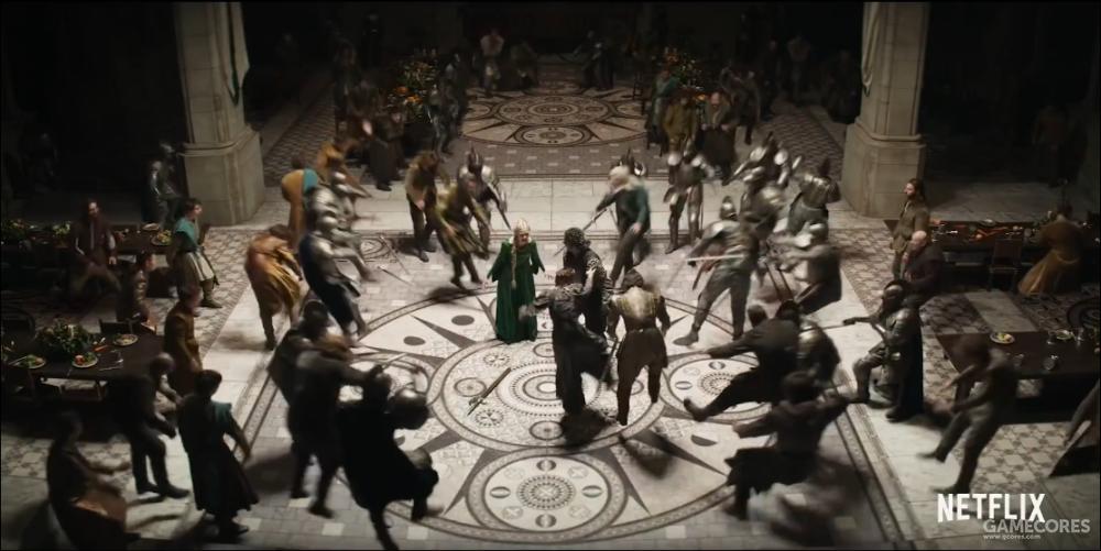 """帕薇塔是一名""""源术士"""",希里继承了这一血统"""