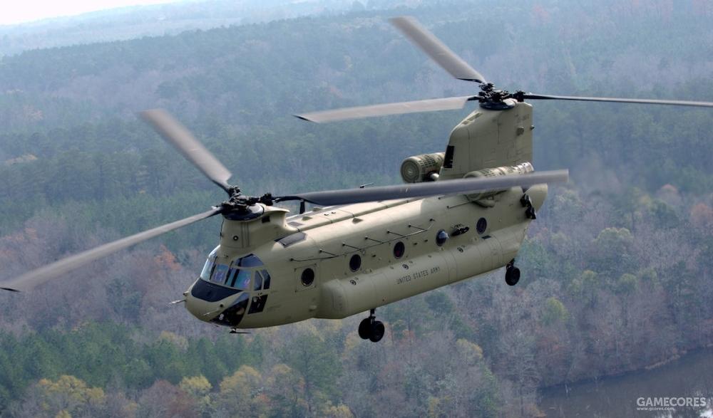 CH-47F,家族的最新成员