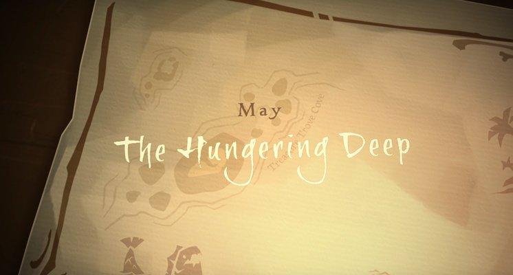 《盗贼之海》首次大更新细节放出