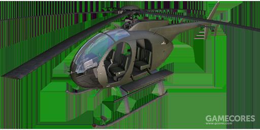 游戏中的MH-9