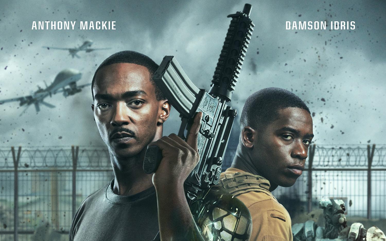 当你有个仿生人指挥官……Netflix动作片《末日激战》放出全新预告