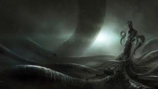 """""""提图斯·克劳""""系列克苏鲁神话(一)  黑暗召唤者"""
