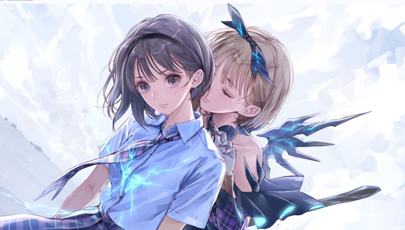 《蓝色反射:帝》公布封面图&新角色,10月21日发售