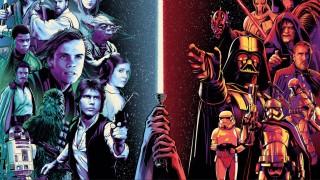 你最喜欢《星球大战》中的哪个角色?分享一位星战角色插画艺术家