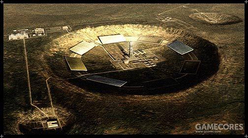 麦肯齐(Mackenzie)陨石坑,位于东USEA的Bulgurdarest信仰公园(Faith Park)地区,科学家认为由于Faith Park地区其干旱的气候,该陨石坑将在几千年内几乎保持不变,之后陨石坑周围区域和陨石坑本身成为了一个巨大的Erusea太阳能发电厂的所在地,但是它在之后的大陆战争期间被ISAF空袭摧毁