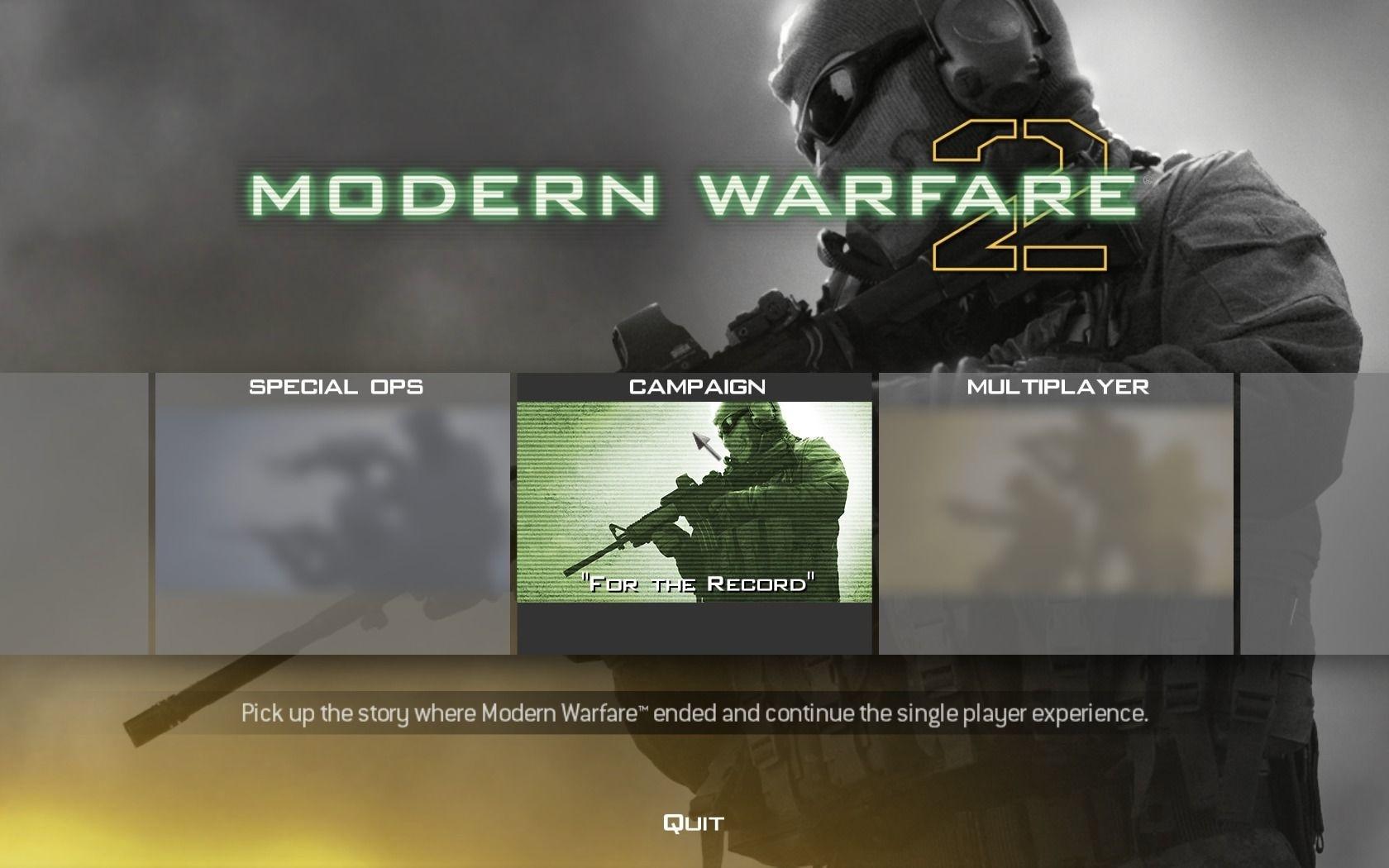只有戰役的《使命召喚:現代戰爭2》重製版現身歐洲遊戲分級機構PEGI