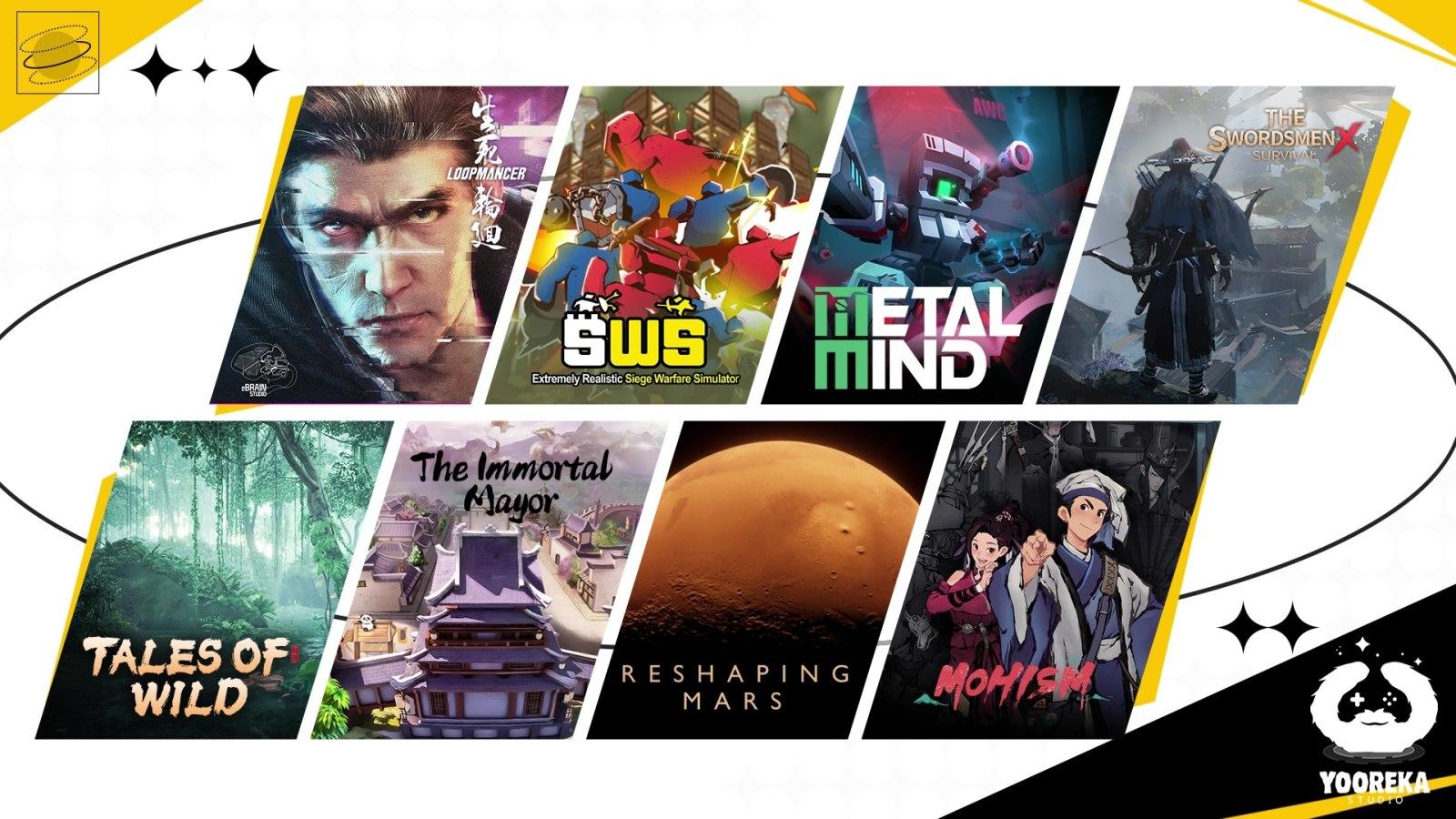 国内发行商游力卡游戏携8款国产游戏亮相2021 E3游戏展