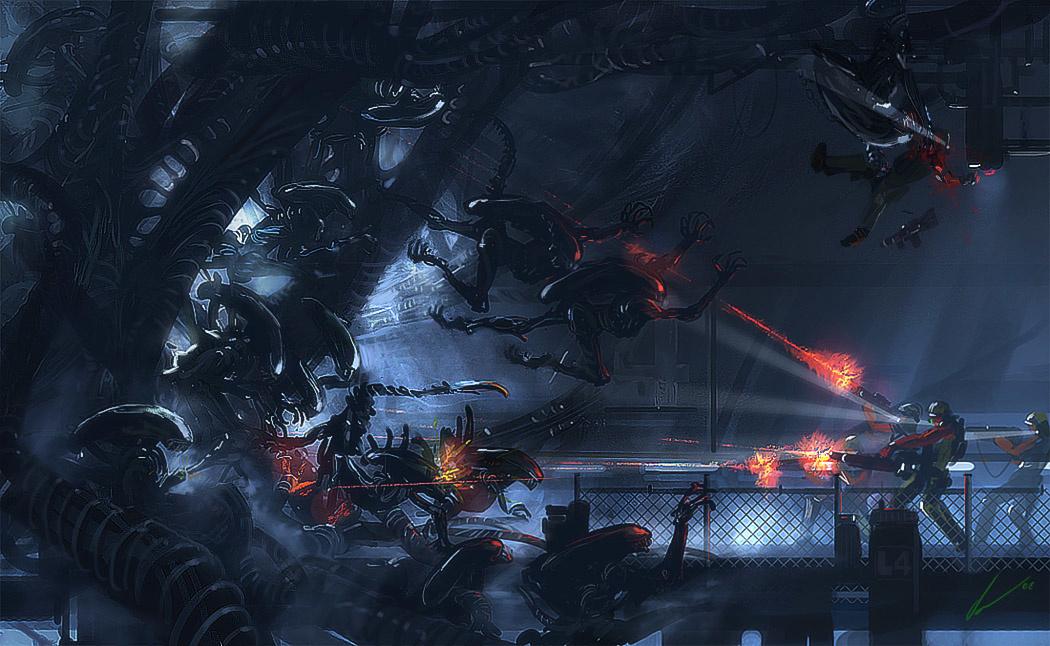 異形與鐵血戰士系列遊戲回顧(1)