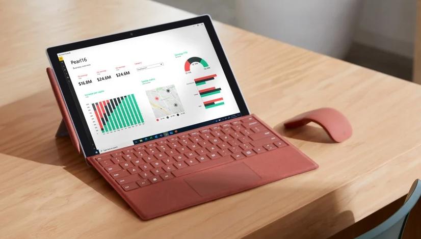 微软推出 Surface Pro 7+,搭载11代酷睿支持4G LTE