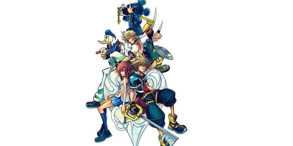 王国之心HD 2.5 Remix 多图