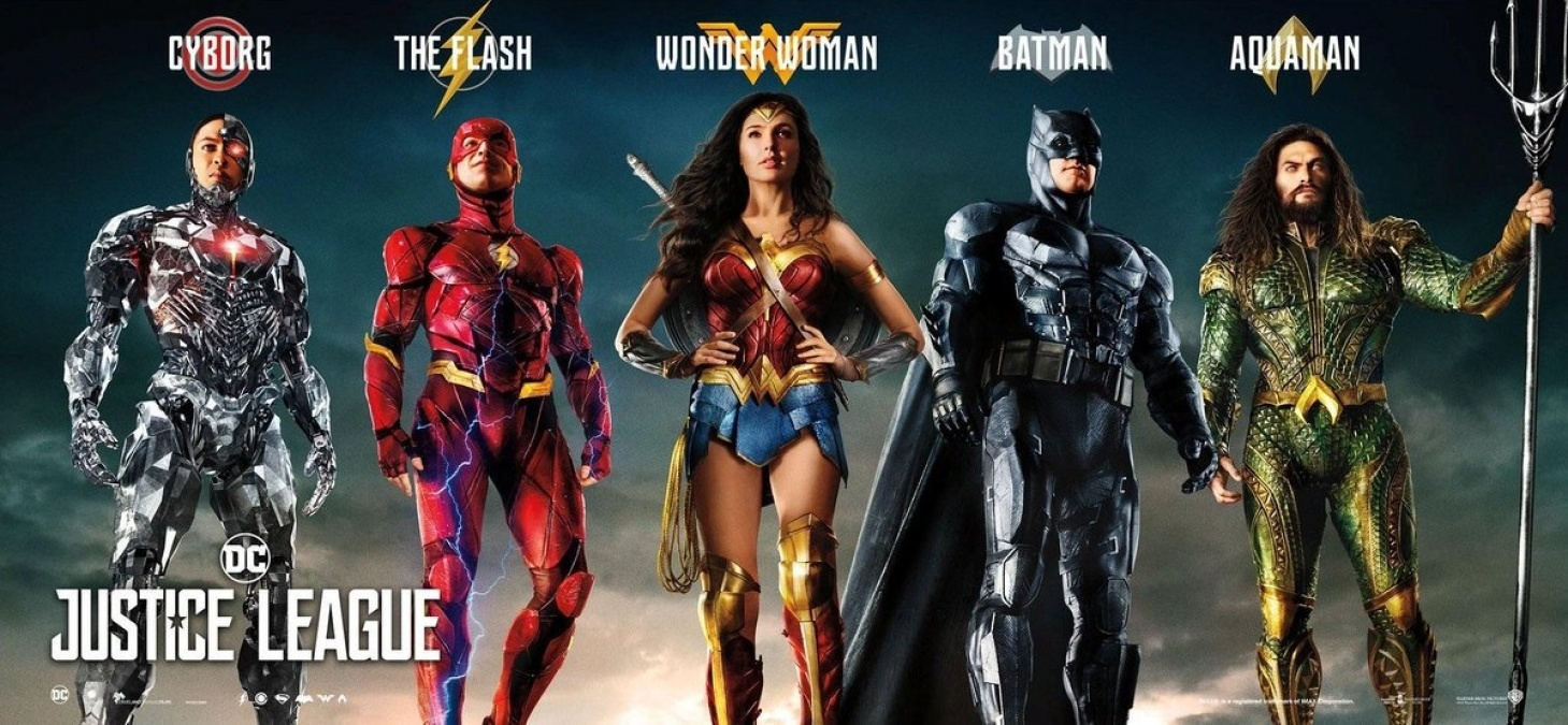 《正義聯盟》:這才是DC宇宙的翻身之作