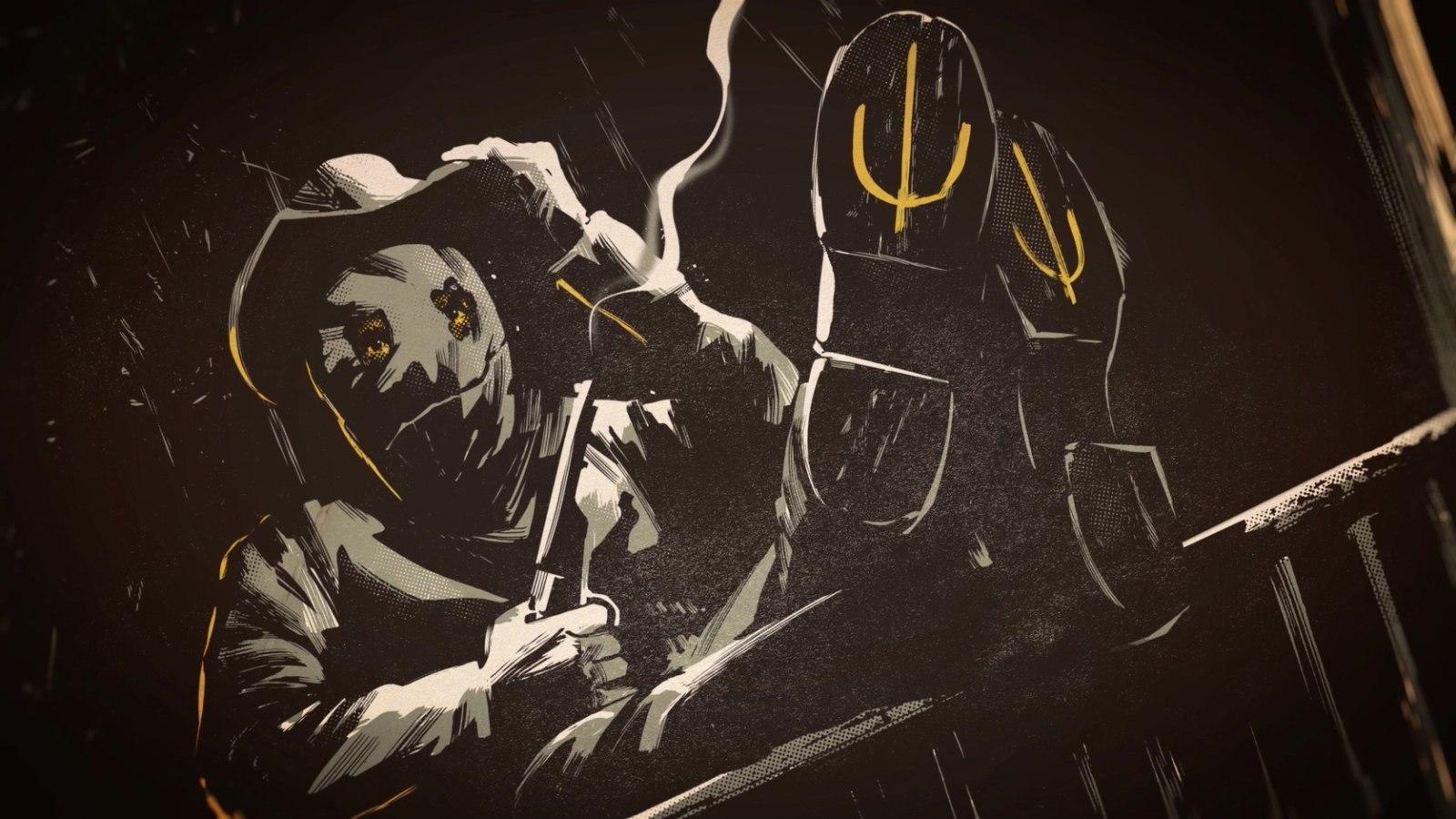 """Devolver""""幕后大Boss""""发来贺电,《Weird West》公布全新预告"""