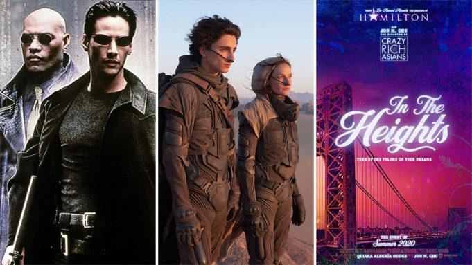 华纳兄弟影业宣布旗下2021年所有电影将同时在院线以及HBO Max上线