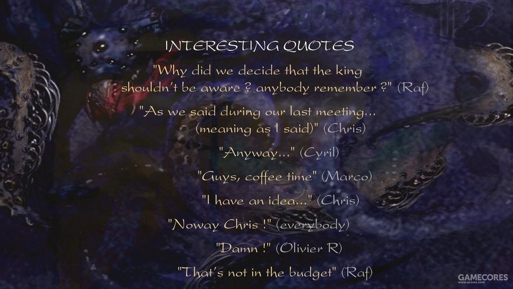 乐趣其实还有看通关字幕后Raft的搞笑语录(大雾)