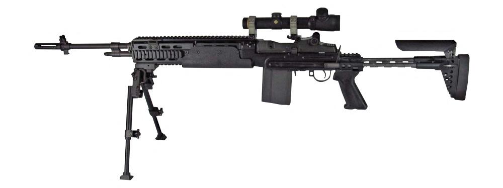 现实中的Mk14 EBR
