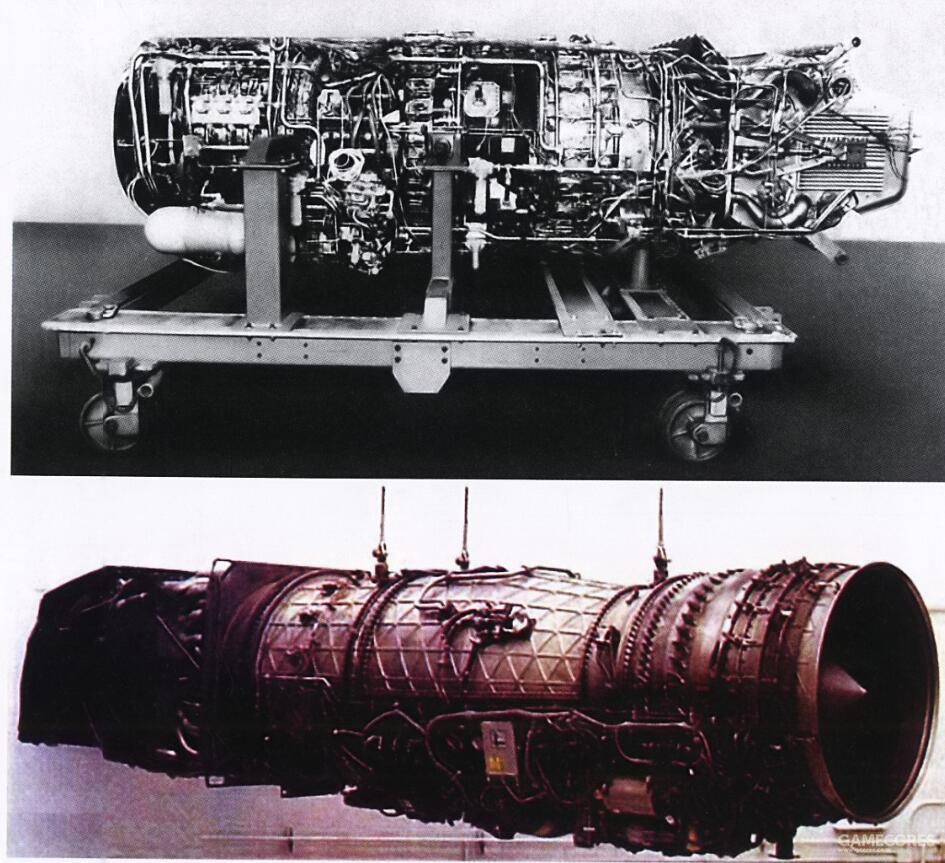 相似情况也发生在F119与F120之间。F119为相对传统的低旁通比涡扇发动机。而F120为先进的可变循环涡扇发动机。