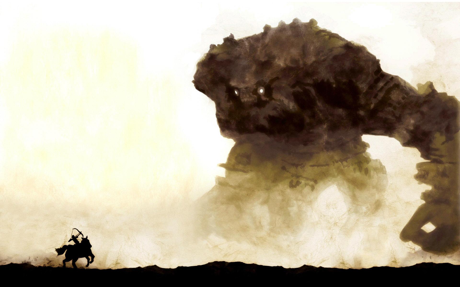 《旺達與巨像 重置版》:那個奔馳在荒野的少年
