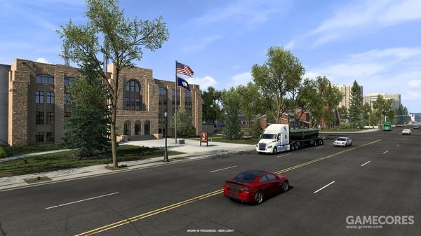 欢迎光临怀俄明:《美洲卡车模拟》怀俄明州DLC将于9月7日推出