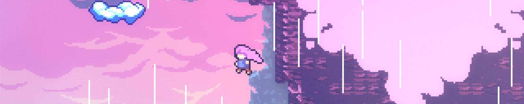 《蔚蓝:Celeste》:每个人心中都有一座山,但并非每个人都能登上山顶