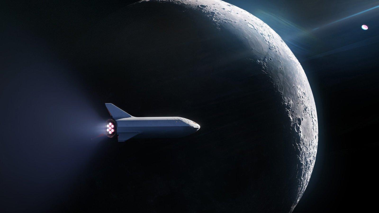 【更新】SpaceX签下世界首位绕月飞行私人乘客,为日本企业家前泽友作