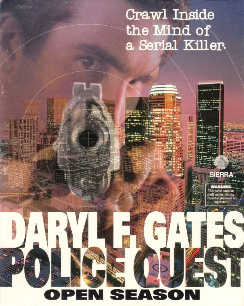 Police Quest: Open Season(Sierra,1993)