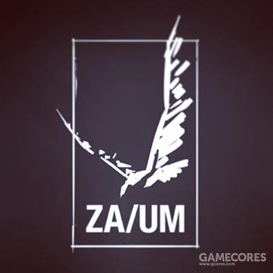 曾经使用过的ZA/UM logo