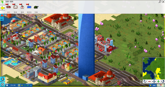 或许是手机上最好的城市模拟游戏:《TheoTown》