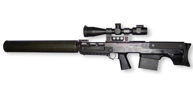 VKS狙击步枪