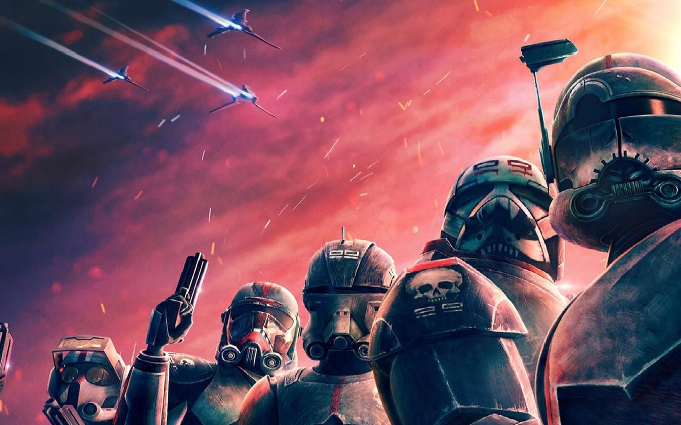 《星球大战:残次品小队》放出全新预告,5月4日登录Disney+流媒体平台