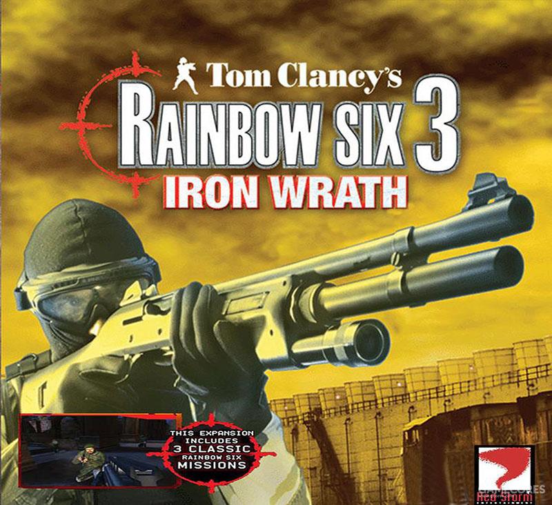 PC免费下载任务扩展包《彩虹六号3:钢铁之怒》(2005)