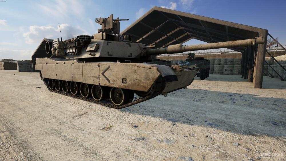 M1A2 主战坦克