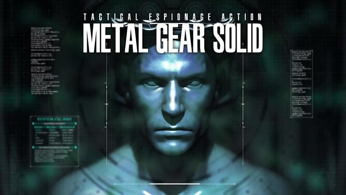 20周年的纪念,虚幻4重制版《合金装备》初代开头动画