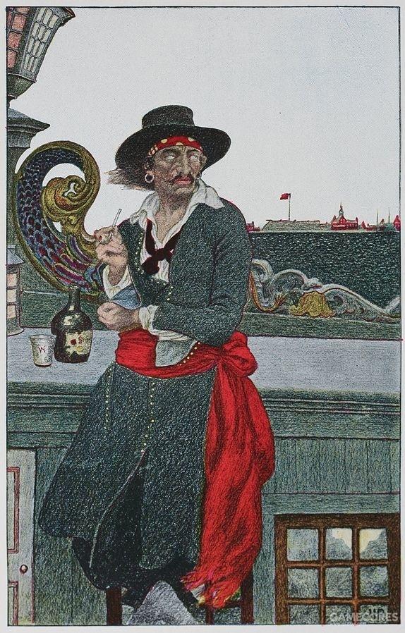 著名的基德船长在成为海盗前就曾是一名私掠船船长