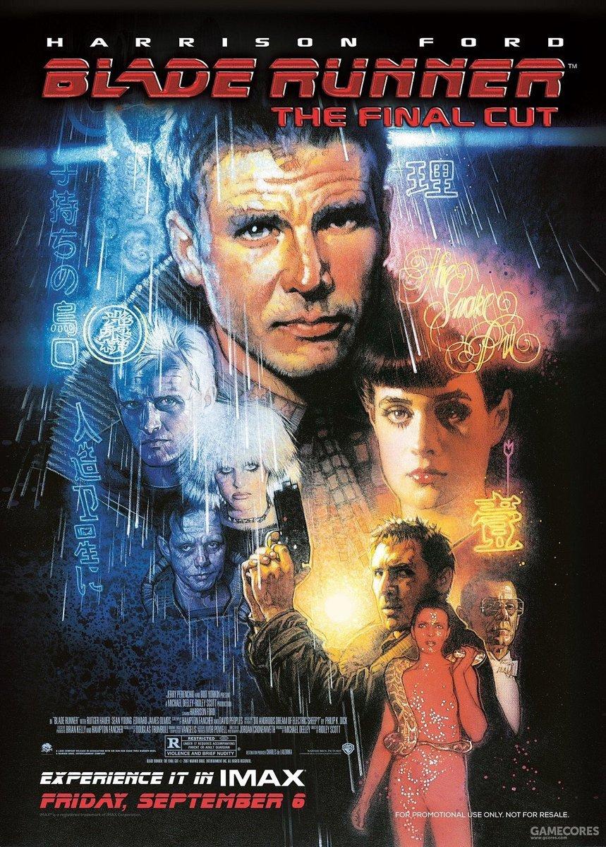 2.《银翼杀手》(1982)