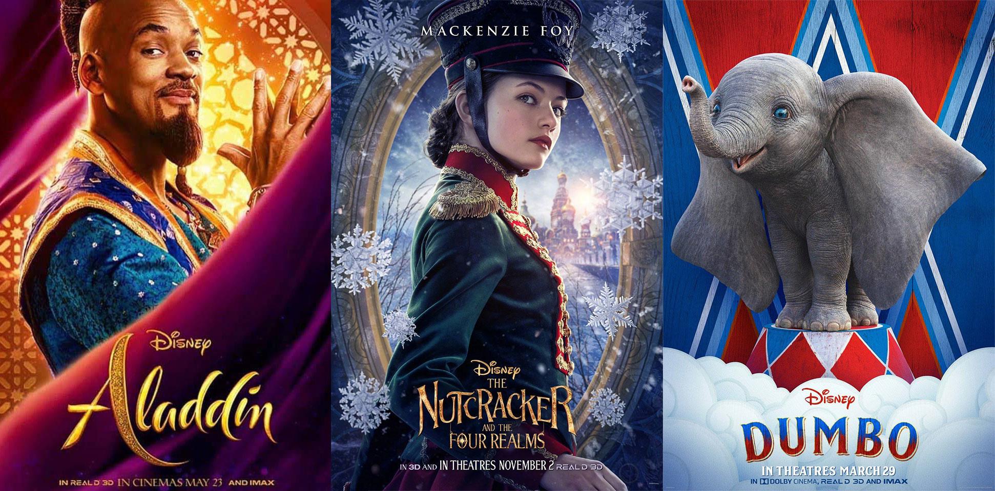 票房表現不佳,為什麼迪士尼真人翻拍電影停不下來?
