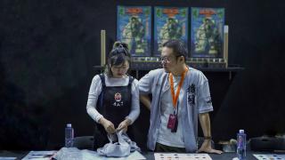 我用镜头记录下了我眼中的2018广州核聚变
