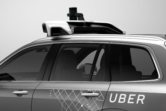 首起無人駕駛致行人死亡事故,Uber無人駕駛車導致一人死亡