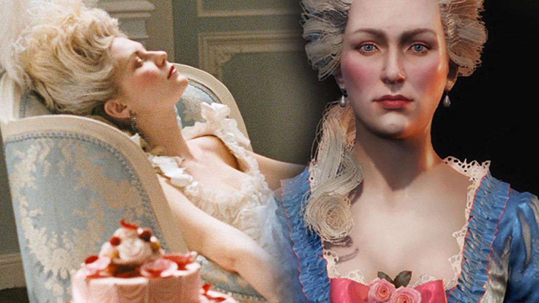 漫談《刺客信條:大革命》中被遺忘的瑪麗王后