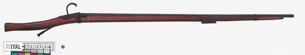 19世纪中国抬枪