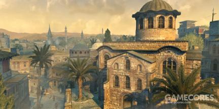 《刺客信条:启示录》Church of the Myrelaion, 10世纪