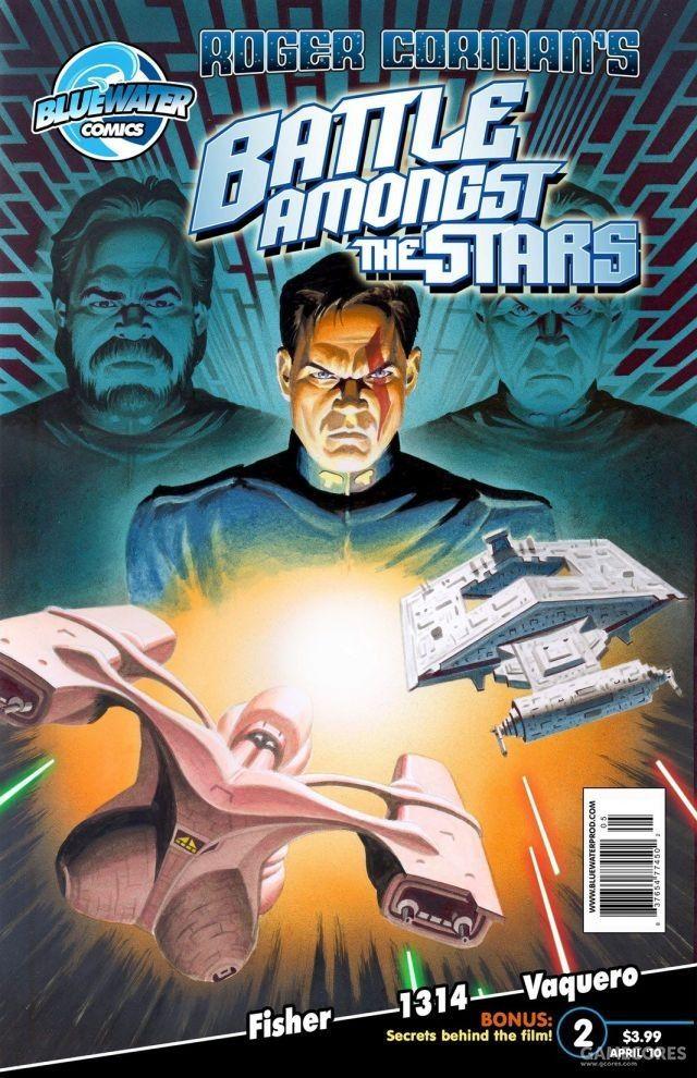 《星际争霸战》第二期,我最喜欢的封面