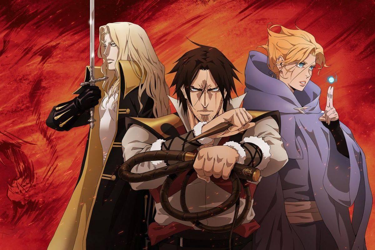 网飞《恶魔城》动画最终季将于5月13正式开播