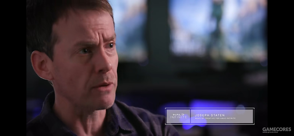 "Joseph .""Joe"".Staten 2014年初正式回归微软,2020年8月顶着XGS工作室副总裁的身份空降343,他的回归被普遍视为救火343的一剂猛药。"