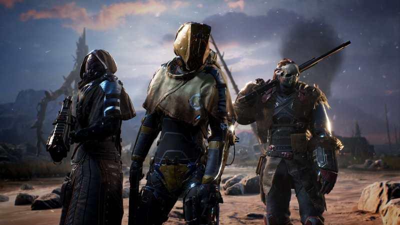 《OUTRIDERS》公布游戏详情,国区售价306人民币
