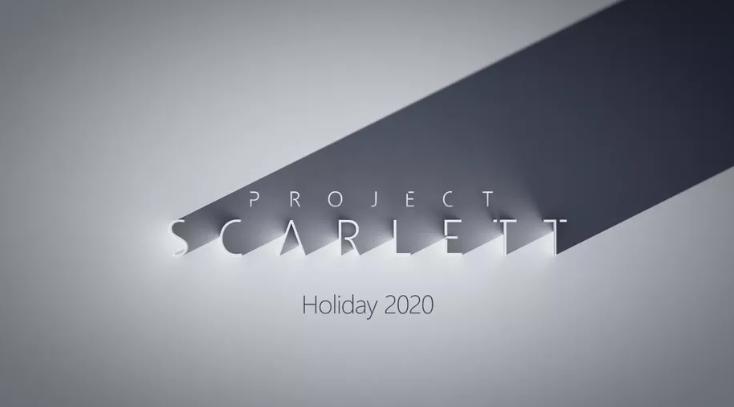 "全世界首位Project Scarlett用户诞生,Xbox新主机""Lockhart""或将登场"