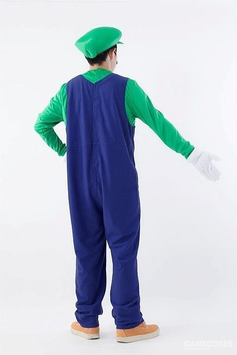 路易Cosplay服装