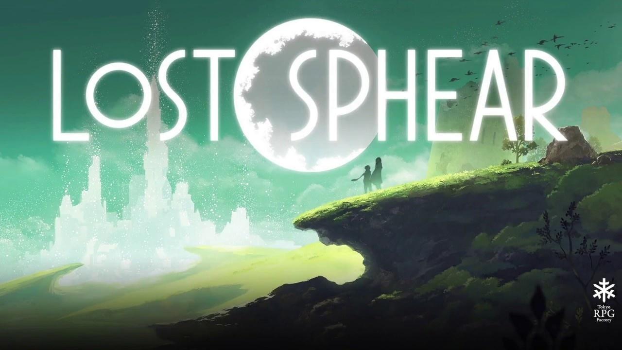 《LOST SPHEAR》確定10月12日發售