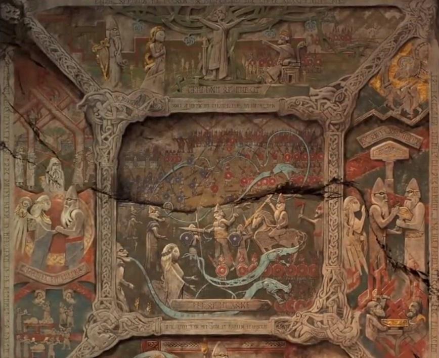 借新《戰神》發售,說說北歐神話(7)諸神的黃昏