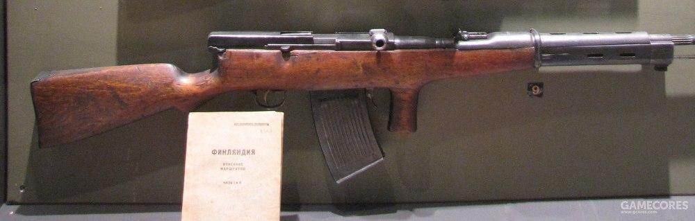 斐德罗夫1916自动步枪,它并不是突击性质的武器